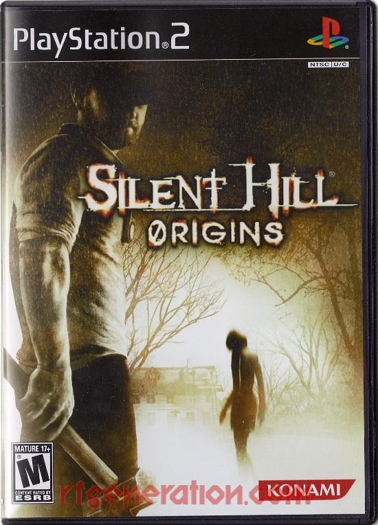 Silent Hill: Origins Box Front