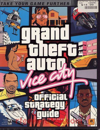 Grand Theft Auto: Vice City In-Game Screen