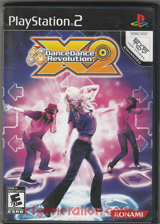 Dance Dance Revolution X2 <sup>[Bundle]</sup> In-Game Screen