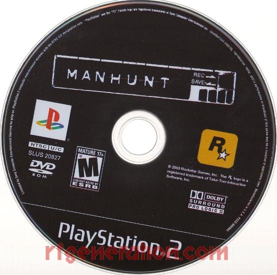 Manhunt Game Scan