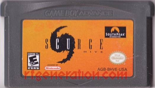 Scurge: Hive Game Scan