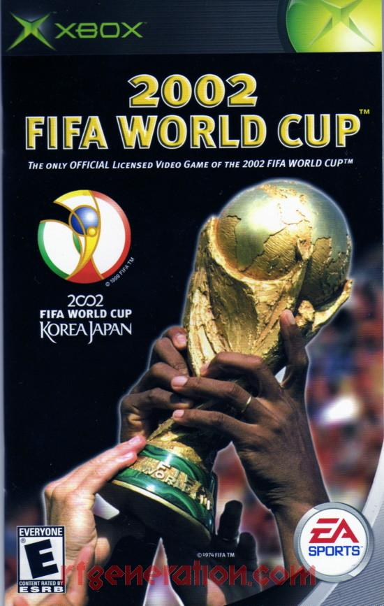 2002 FIFA World Cup Manual Scan