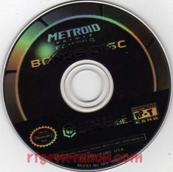Metroid Prime <sup>[Metroid Prime 2 Demo]</sup> In-Game Screen