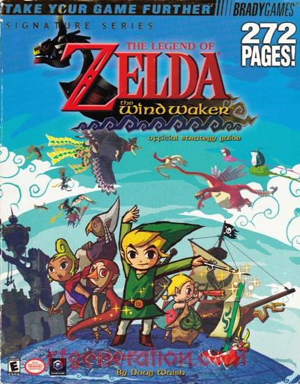 Metroid Prime / Legend of Zelda, The: The Wind Waker In-Game Screen