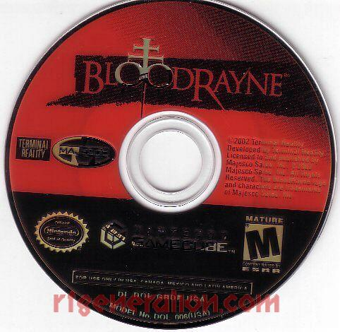 BloodRayne Game Scan