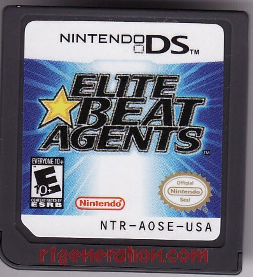 Elite Beat Agents Game Scan