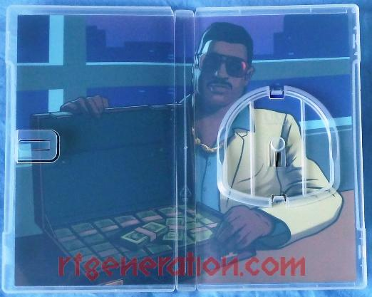 Grand Theft Auto: Vice City Stories In-Game Screen