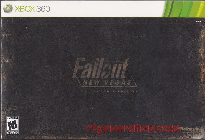 Fallout: New Vegas <sup>[Collector's Edition]</sup> Box Front
