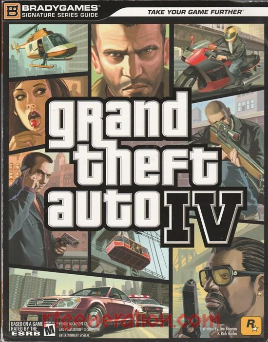 Grand Theft Auto IV <sup>[Complete Edition]</sup> In-Game Screen