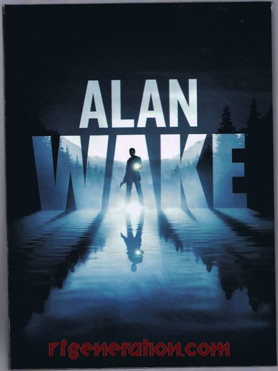 Alan Wake <sup>[Limited Collector's Edition]</sup> In-Game Screen