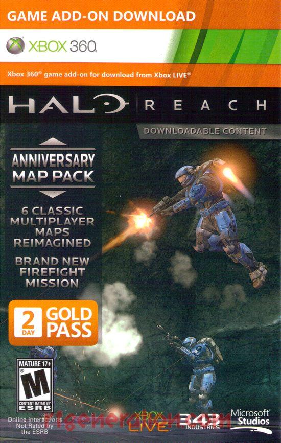 Halo: Combat Evolved Anniversary <sup>[Bonus Master Chief Avatar Armor & Exclusive Grunt Funeral Skull]</sup> In-Game Screen