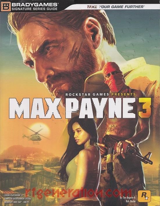 Max Payne 3 In-Game Screen