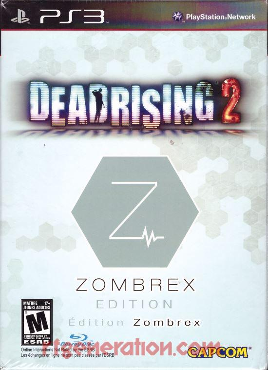Dead Rising 2 <sup>[Zombrex Edition]</sup> Box Front