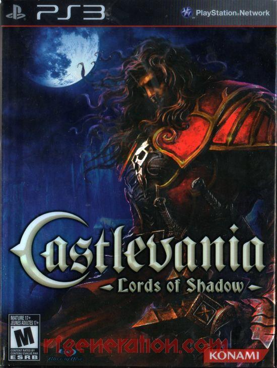 Castlevania: Lords of Shadow <sup>[Limited Edition]</sup> Box Front