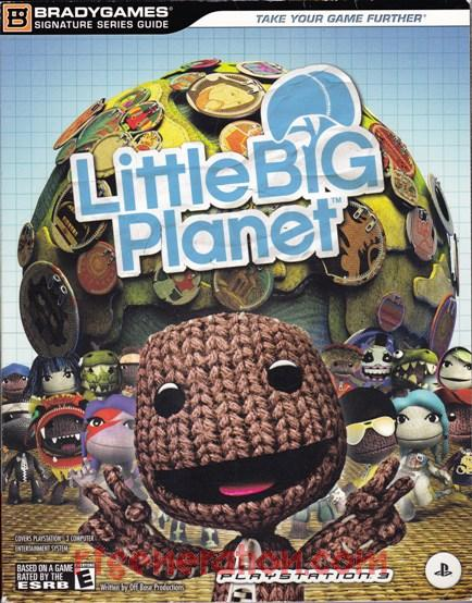 LittleBigPlanet In-Game Screen