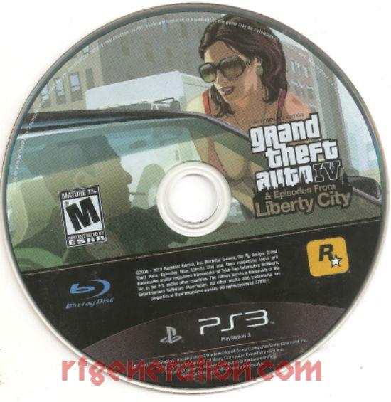 Grand Theft Auto IV: The Complete Edition Game Scan