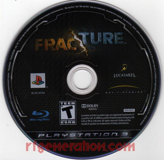 Fracture Game Scan
