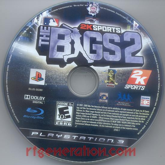 Bigs 2, The Game Scan