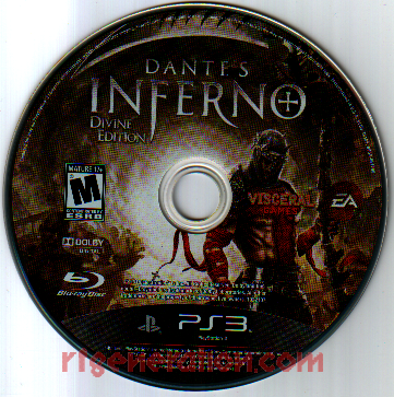 Dante's Inferno <sup>[Divine Edition]</sup> Game Scan