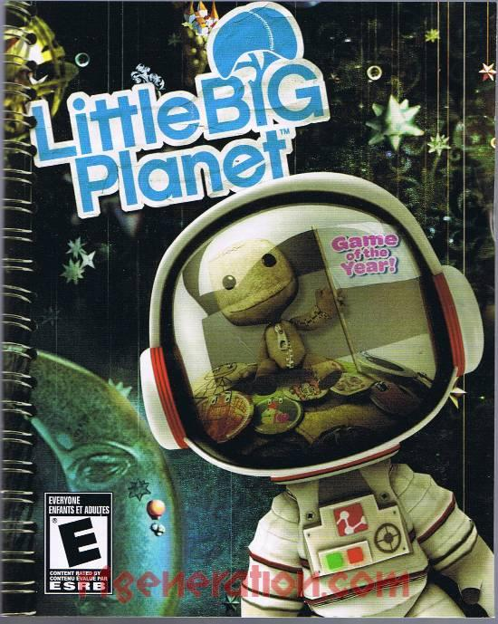 LittleBigPlanet <sup>[GOTY Edition]</sup> Manual Scan