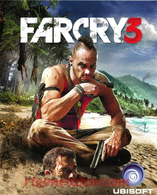 Far Cry 3 Manual Scan