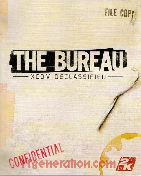Bureau, The: XCOM Declassified Manual Scan