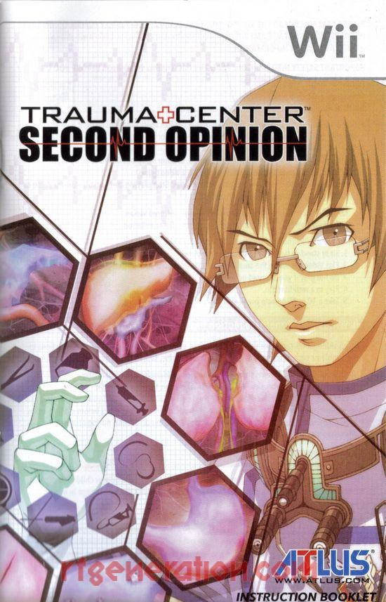 Trauma Center: Second Opinion Manual Scan