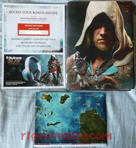 Assassin's Creed IV: Black Flag In-Game Screen
