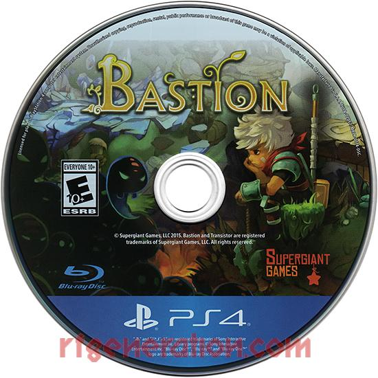 Bastion Game Scan