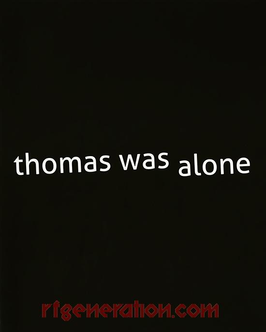 Thomas Was Alone Manual Scan