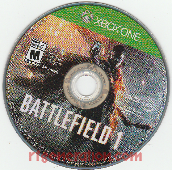 Battlefield 1 <sup>[Early Enlister Deluxe Edition]</sup> Game Scan