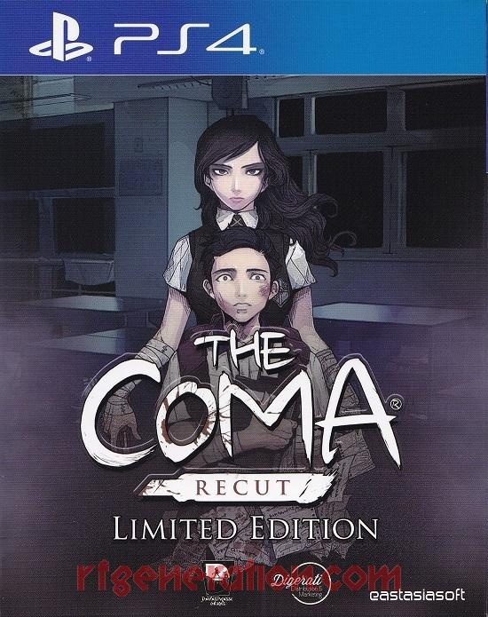 Coma, The: Recut <sup>[Limited Edition]</sup> Box Front