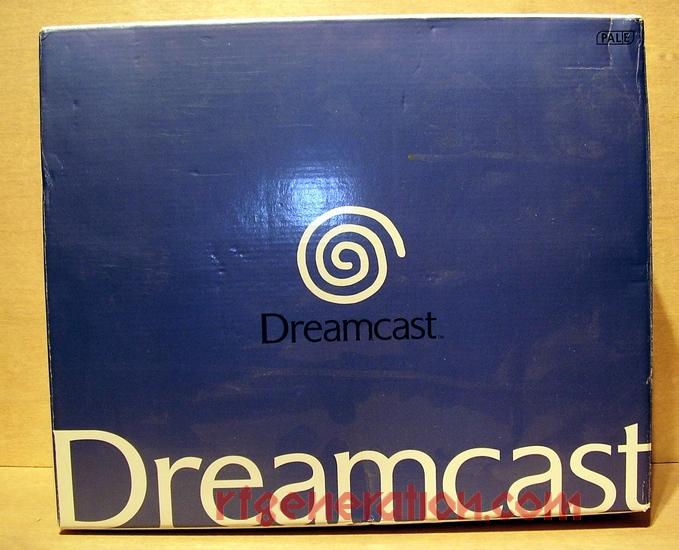 Sega Dreamcast  Box Front Image
