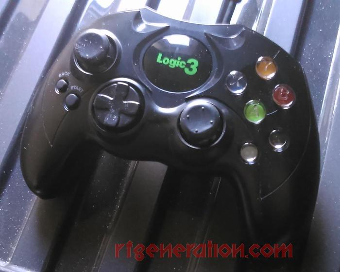 XBOX Game Pad  Hardware Shot