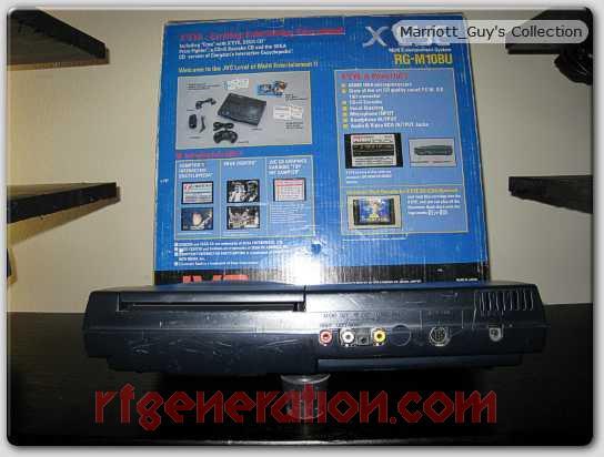 JVC X'Eye  Box Back Image
