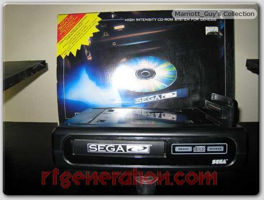 Sega CD  Box Front Image