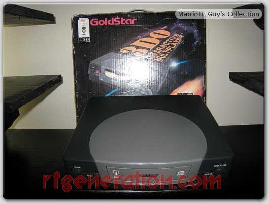 3DO Interactive Multiplayer Goldstar Box Front Image