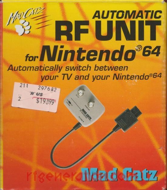 Automatic RF Unit  Box Front Image