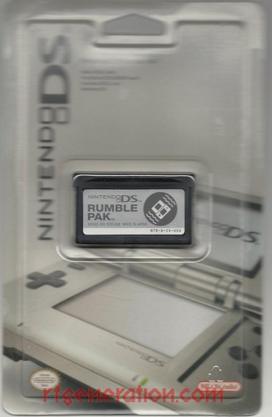 Rumble Pak  Box Front Image