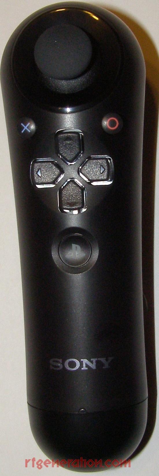 PlayStation Move Navigation Controller  Hardware Shot