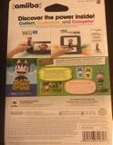 Amiibo: Animal Crossing: Rover  Box Back Image
