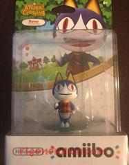 Amiibo: Animal Crossing: Rover  Box Front Image