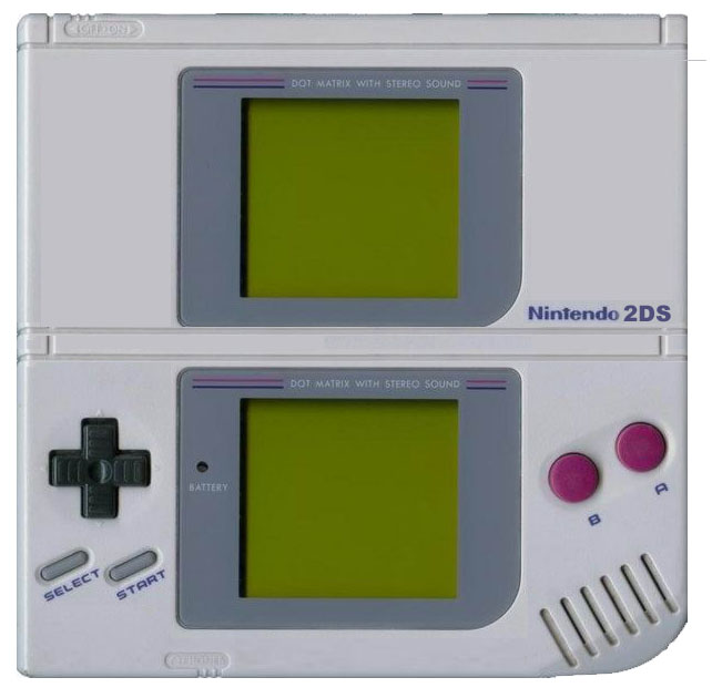 2DS fake