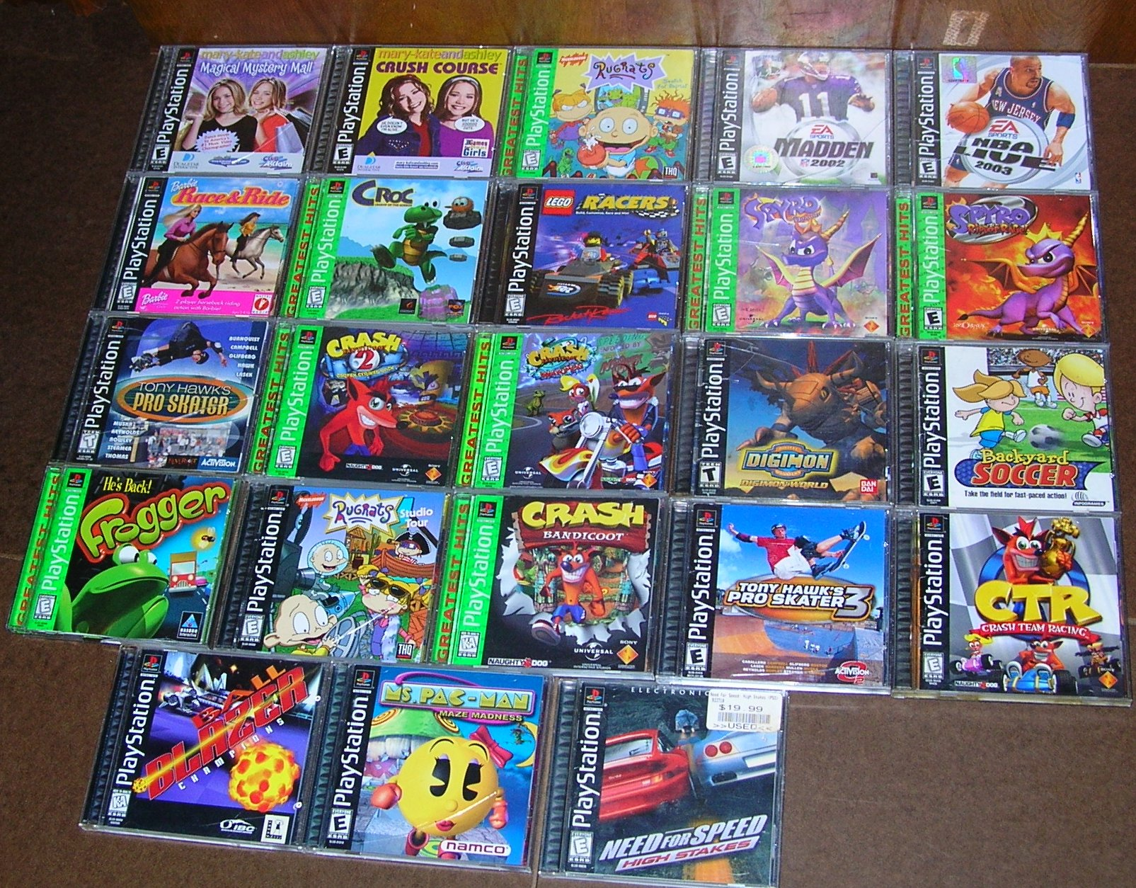 sony playstation 1 games. sony playstation 1 games