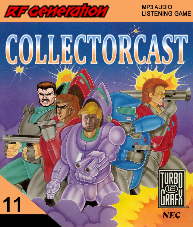 Collectorcast Episode 11: Plug the F U into the ROM ROM