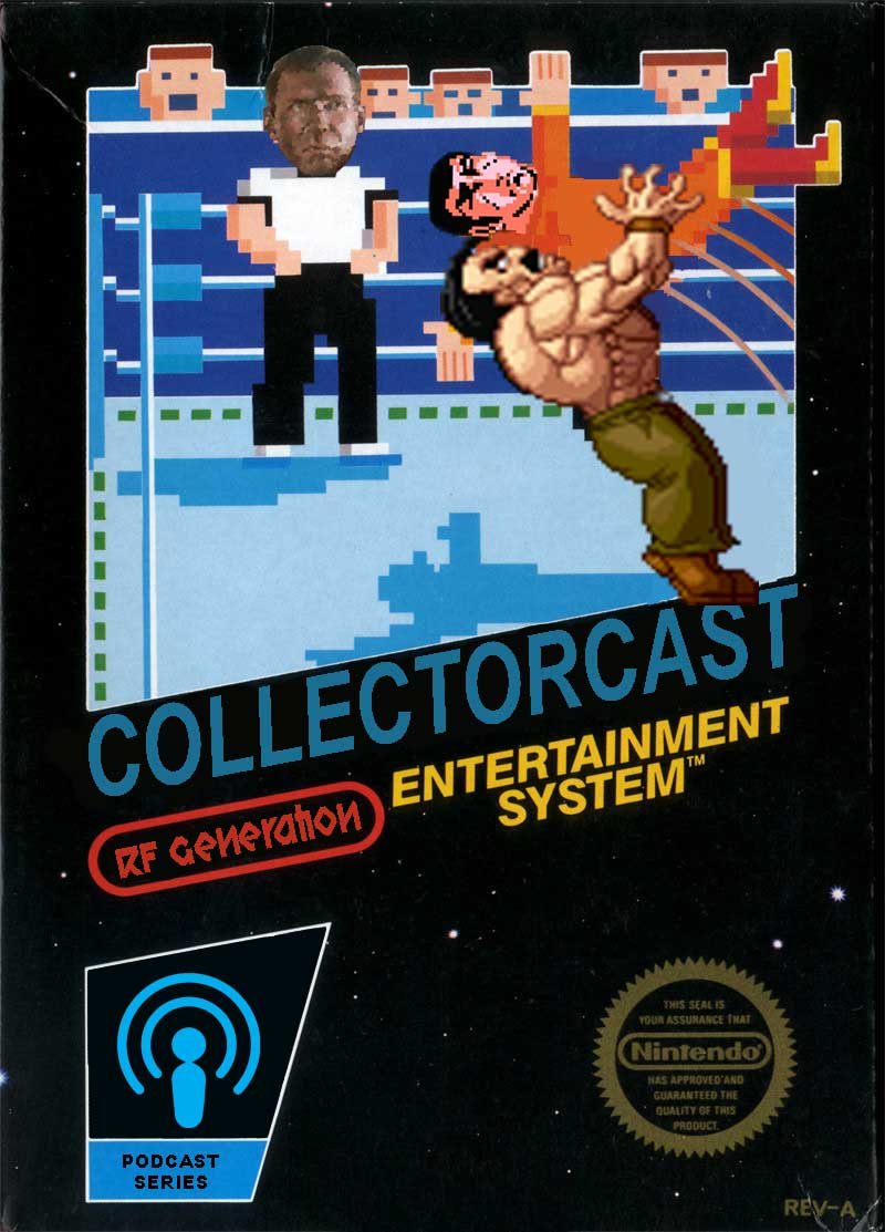 Collectorcast Episode 15: Showdown at the Aquadron