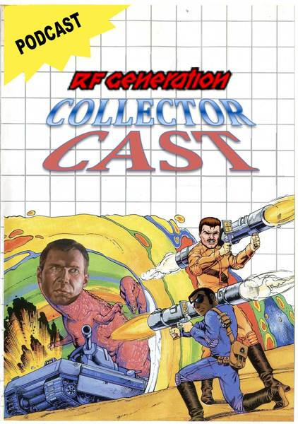 Collectorcast Episode 8: Assimilating Castleroids
