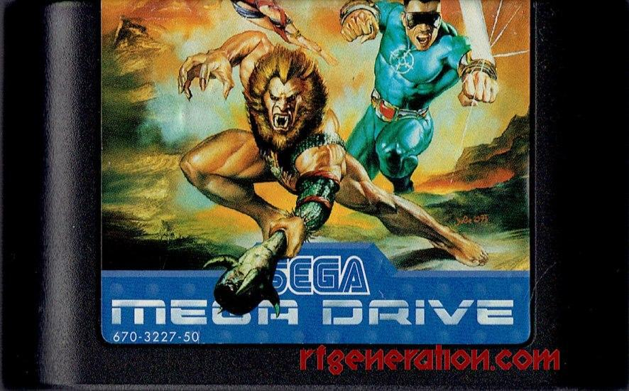 Eternal Champions <sup>[Classic Mega Drive]</sup> Game Scan