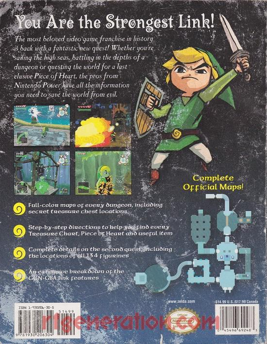 Legend of Zelda, The: The Wind Waker <sup>[Made in USA]</sup> In-Game Screen