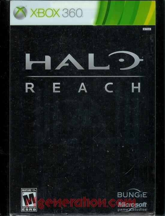 Halo: Reach <sup>[Limited Edition]</sup> Box Front